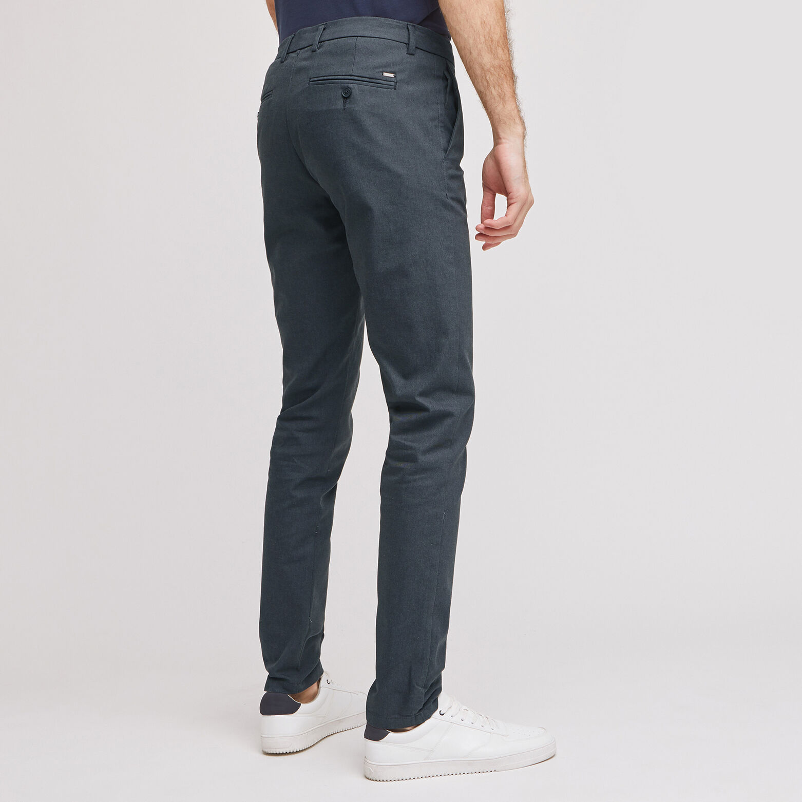 Chino slim en twill #Simon