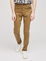 Jean slim #Tom stone camel