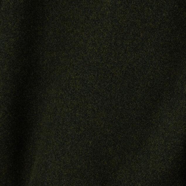 Blouson col teddy en polyester