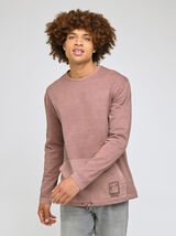 Tee-shirt poche kangourou