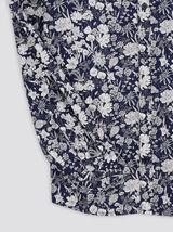 Chemise regular premium imprimé floral tissu europ