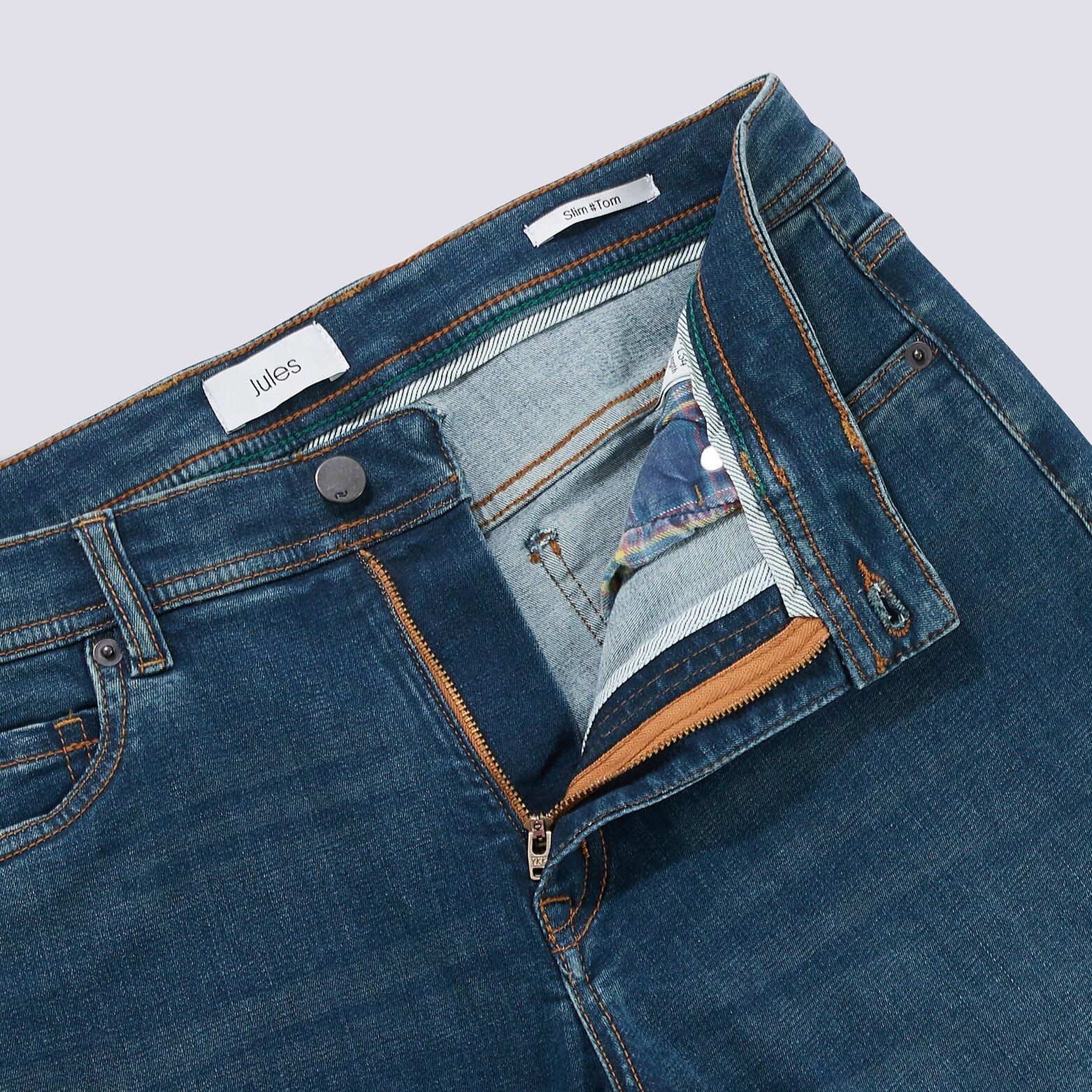 Jean slim #Tom urbanflex 4 longueurs greencast