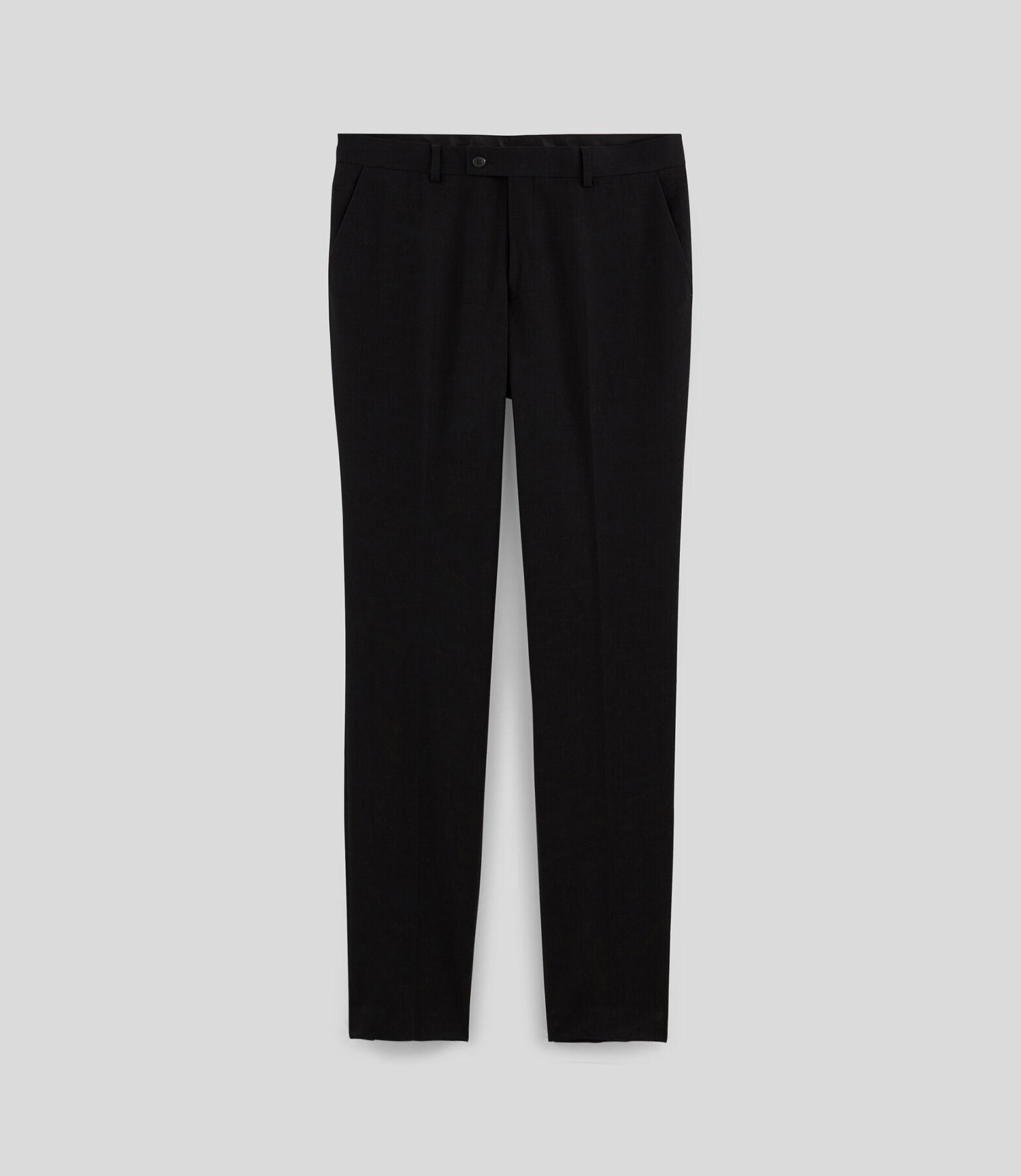 Pantalon Costume Noir