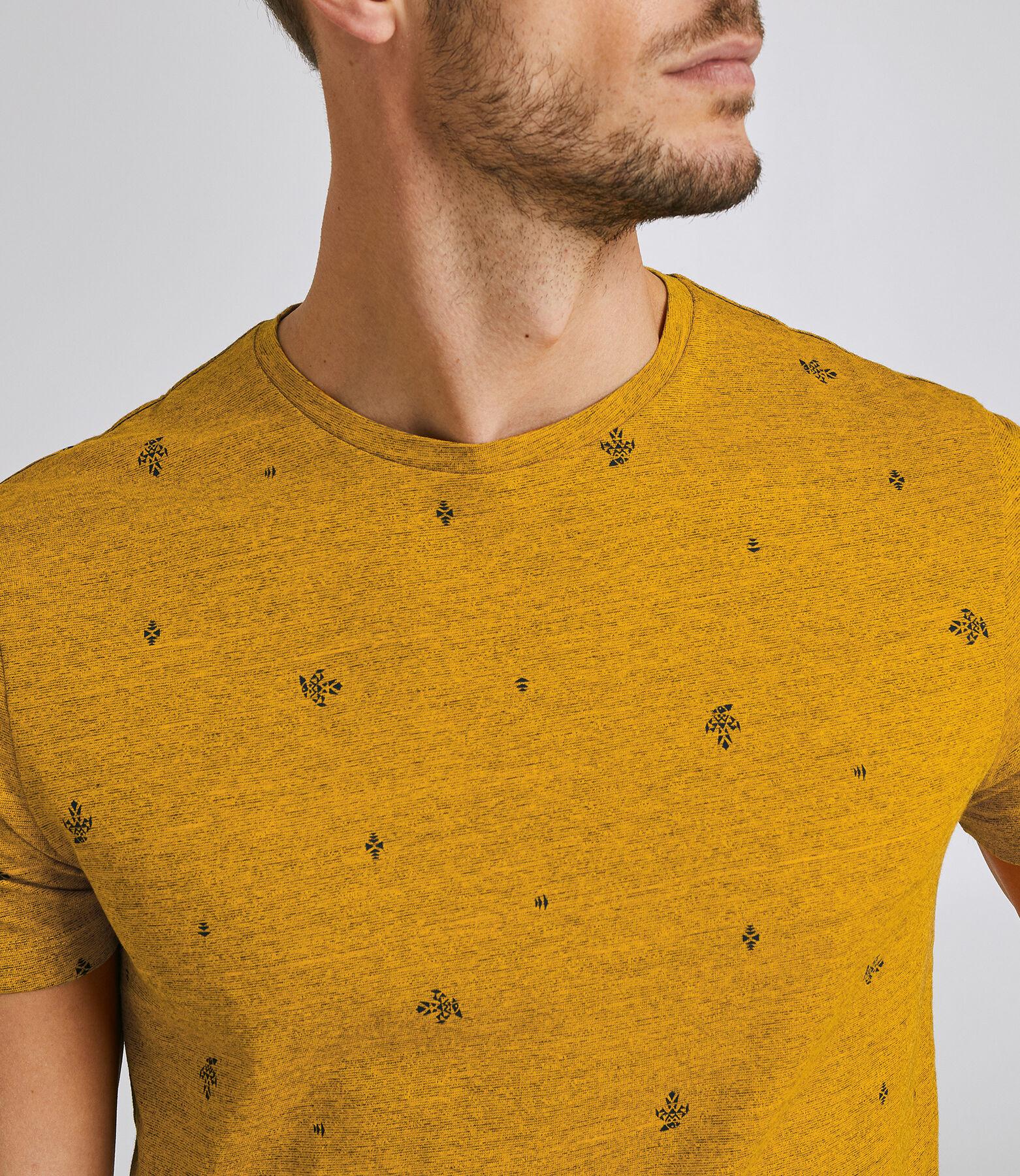 T-Shirt Ocre