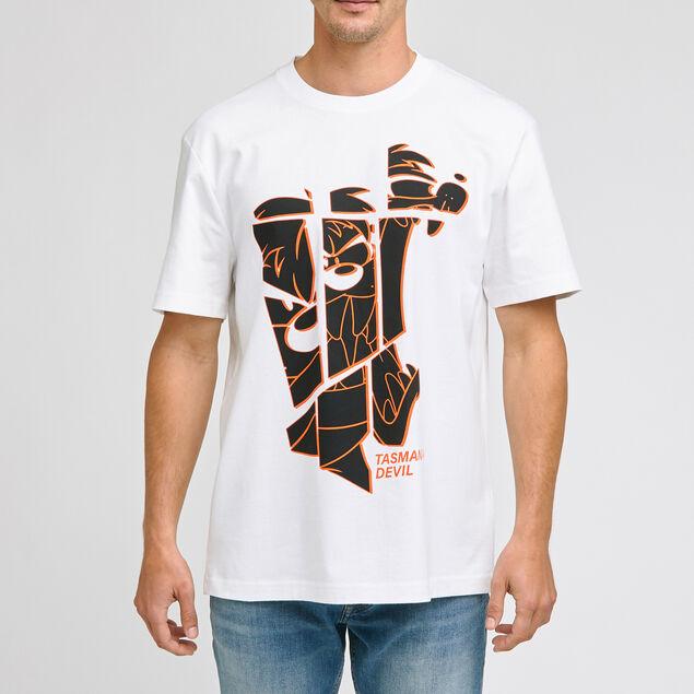 Tee shirt imprimé TAZ