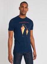 Tee-shirt col rond Région WALLONIE