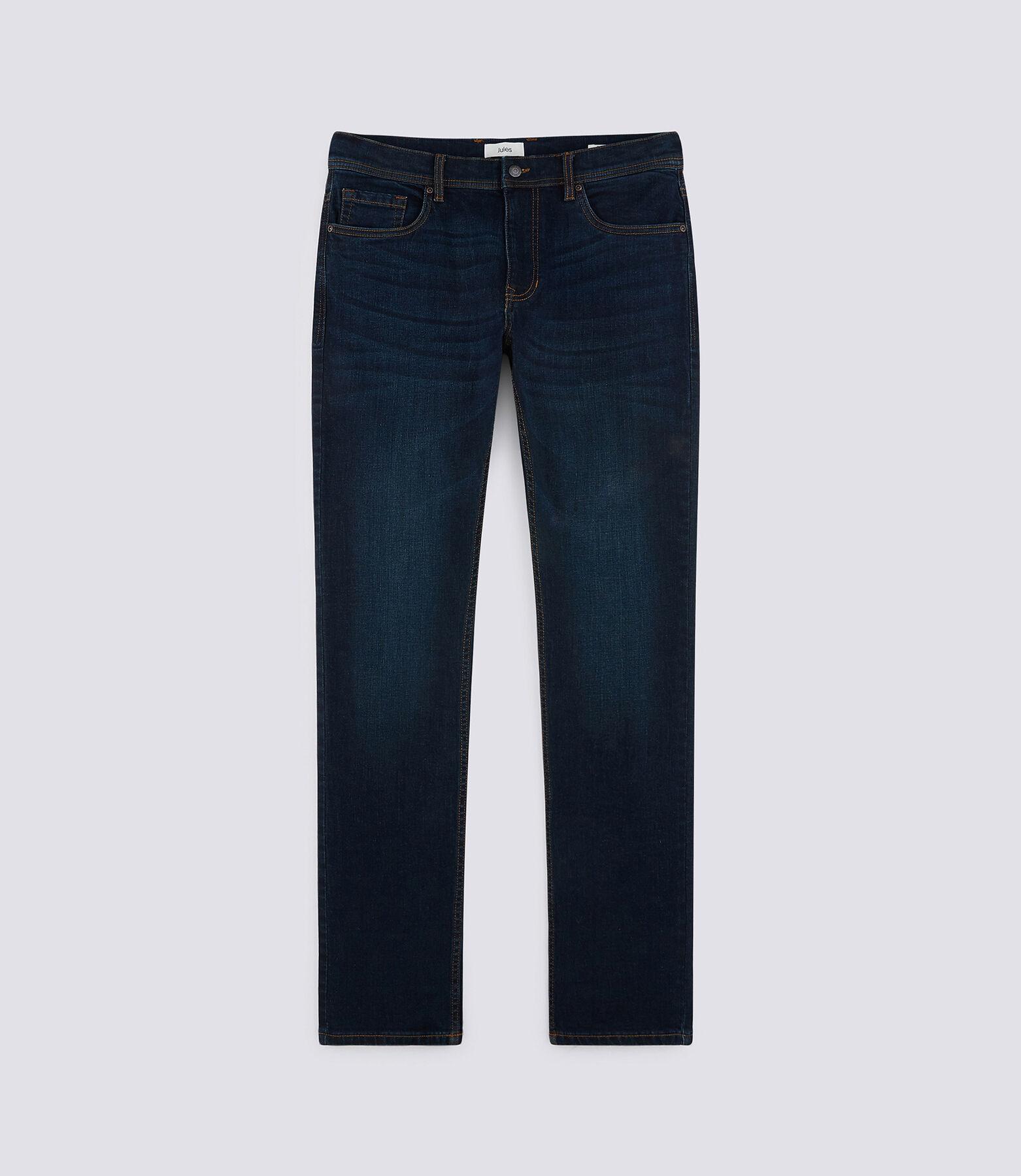 Jean Straight bleu stone