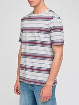 Tee-shirt rayé