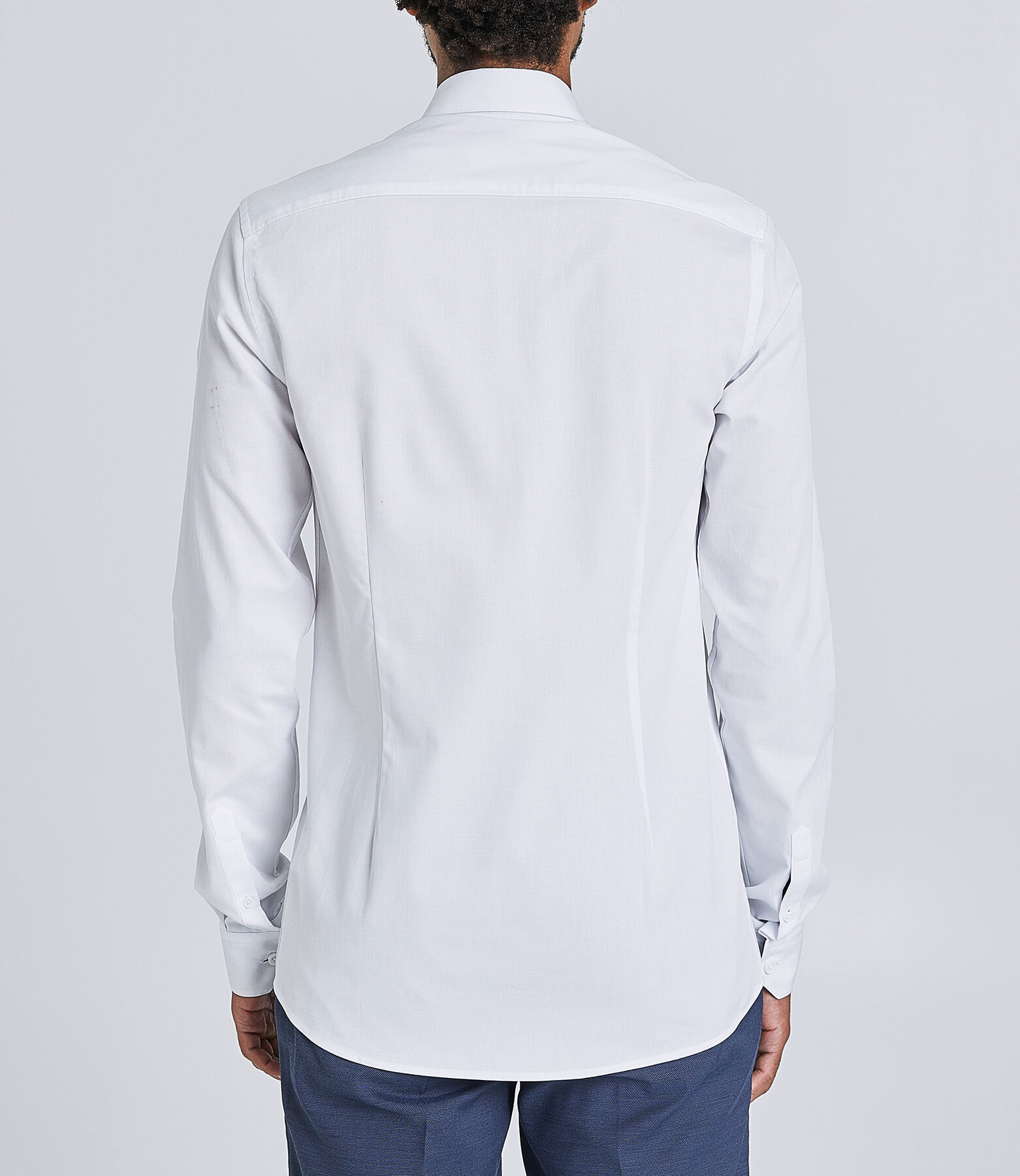Chemise Sapee Blanc