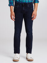 Slim jeans Tom, gewassen, 4L