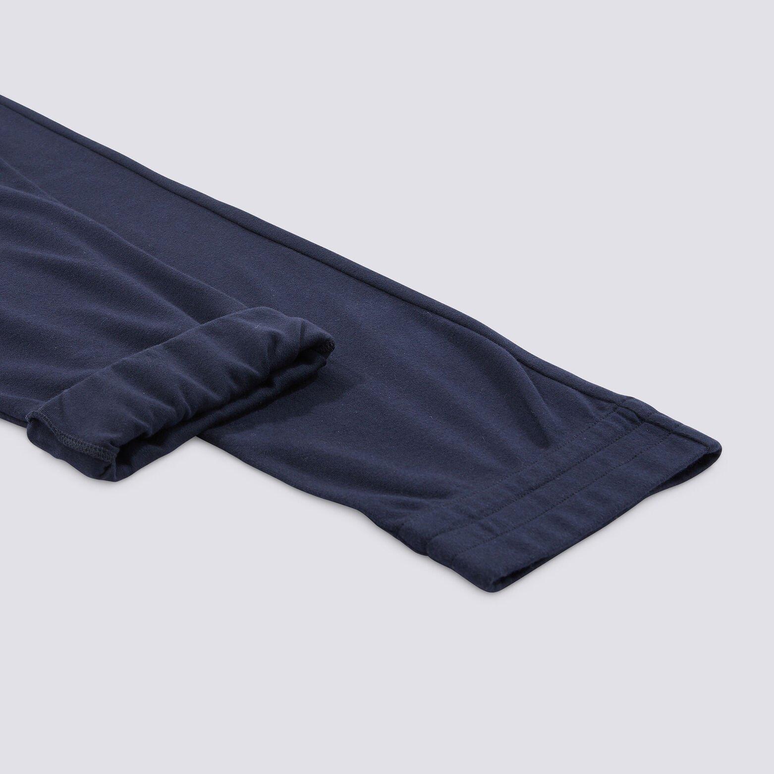 Pantalon de pyjama avec cordons