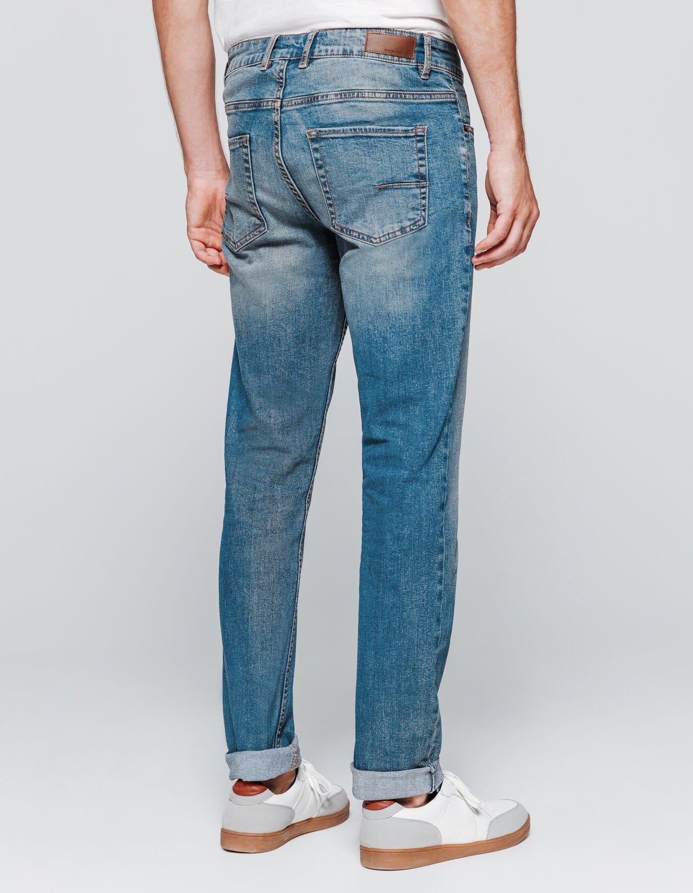 Jean slim #Tom double stone