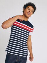 T-shirt marinière