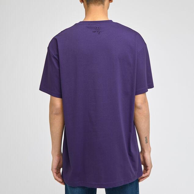 Tee-shirt Oversize Licence Emoji