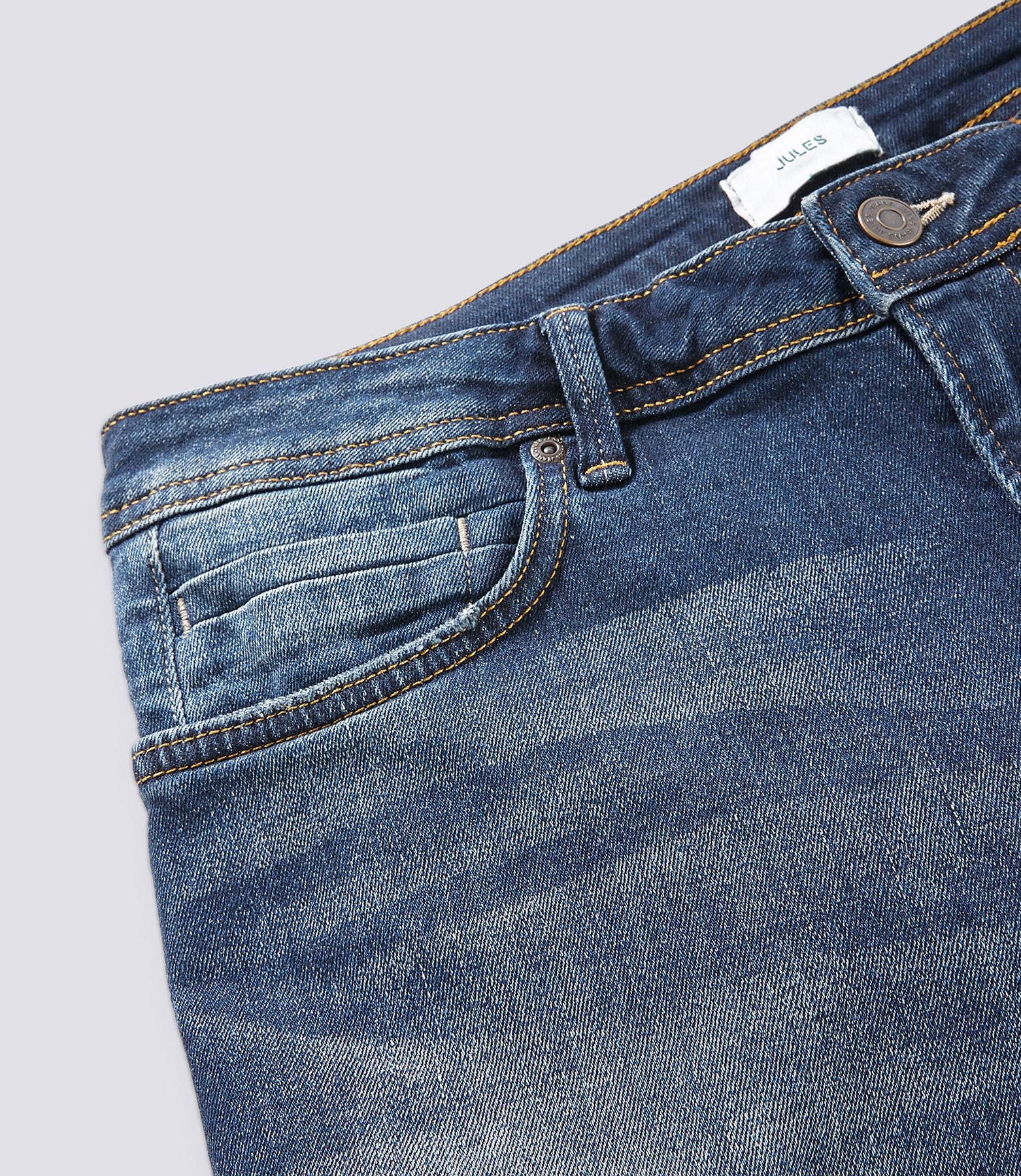 Jean Straight destroy