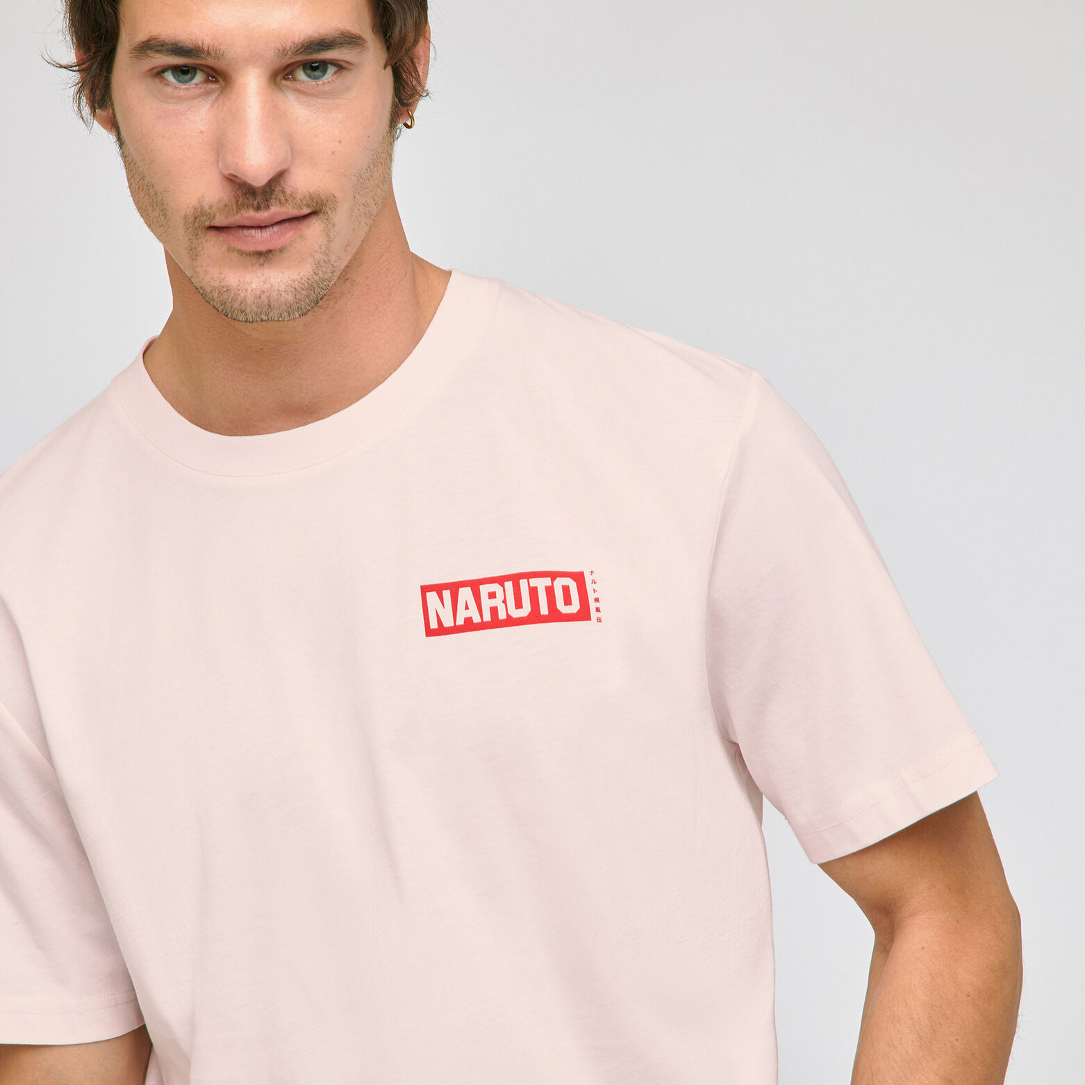 Tee shirt imprimée Naruto
