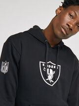 Sweat capuche RAIDERS licence NFL