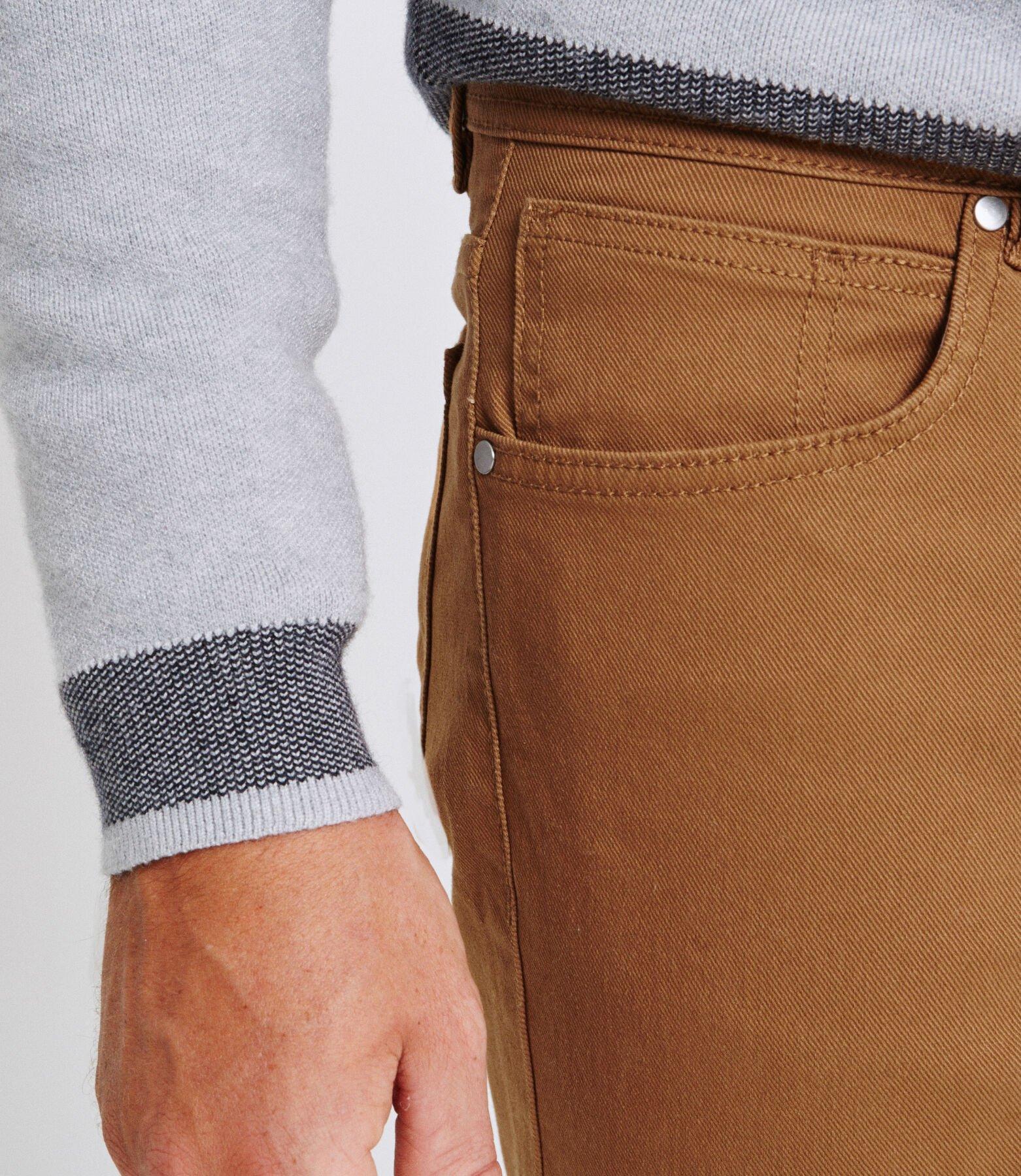 Pantalon Slim 5 poches