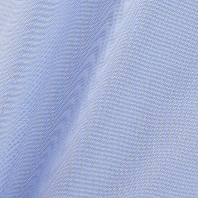 Chemise slim unie non iron coton