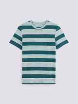 T-Shirt Vert Fantaisie