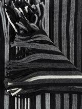 Écharpe à rayures