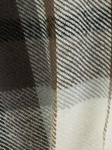 Surchemise regular à carreaux flanelle coton recyc