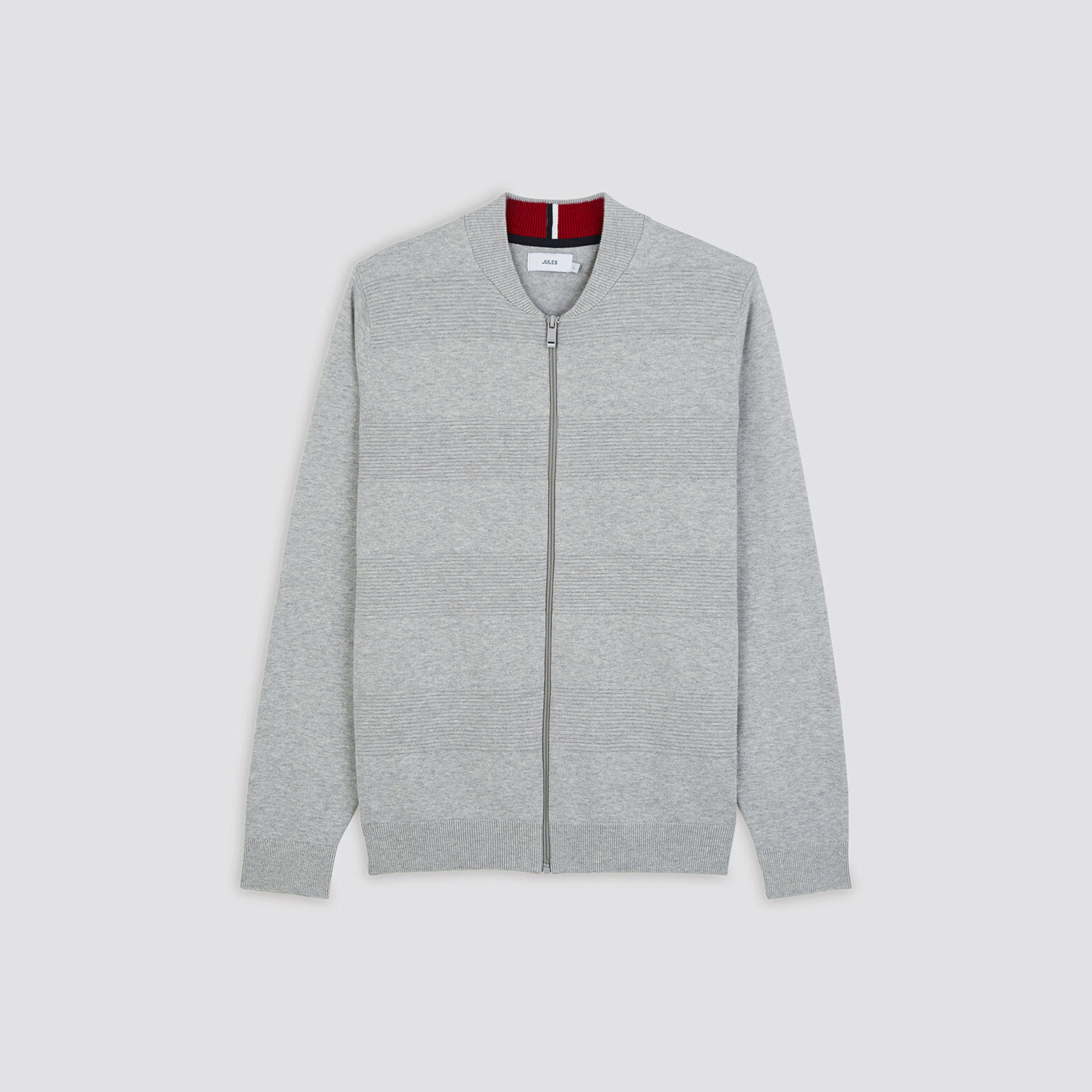 Gilet col montant