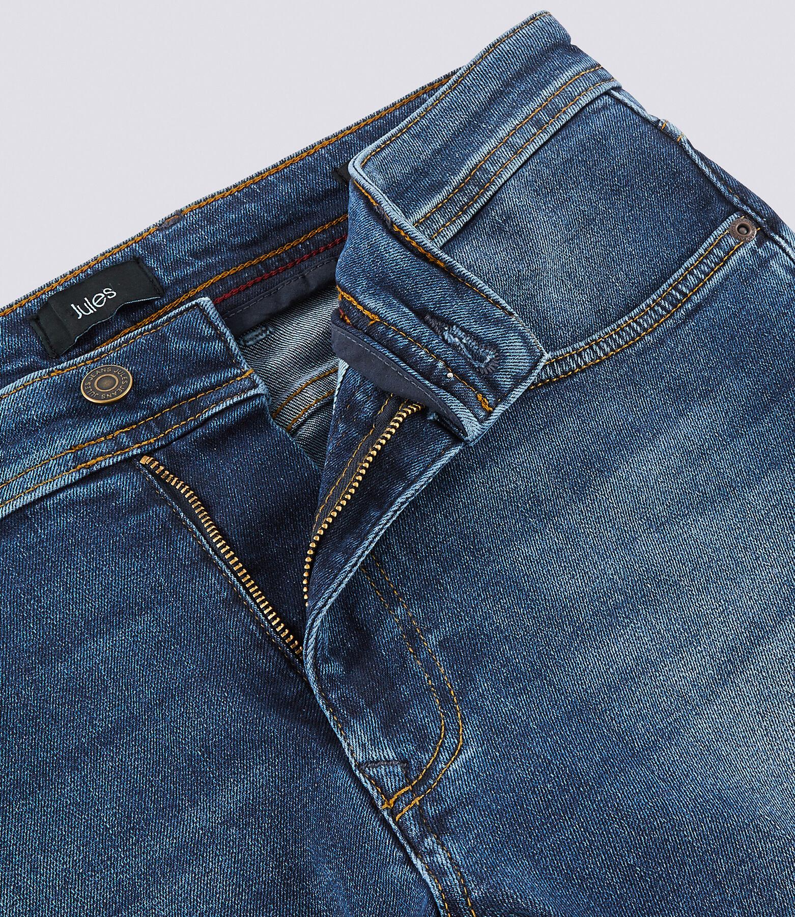 Jean Skinny 4  bleu lavé