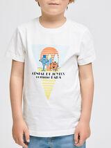 Tee shirt Enfant licence Mr Mme