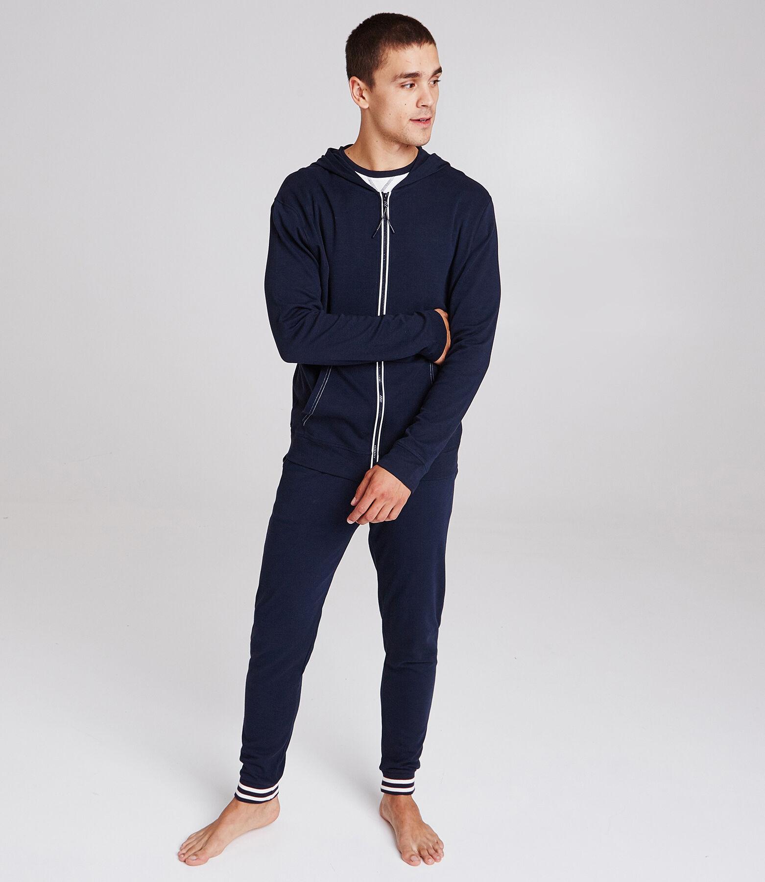 Pantalon de pyjama jogging molleton