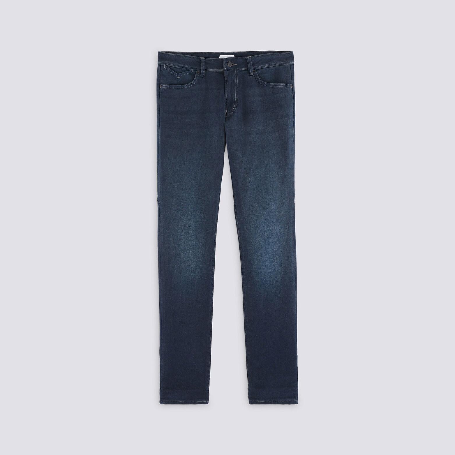 Jean  straight #Ben bleu grisé