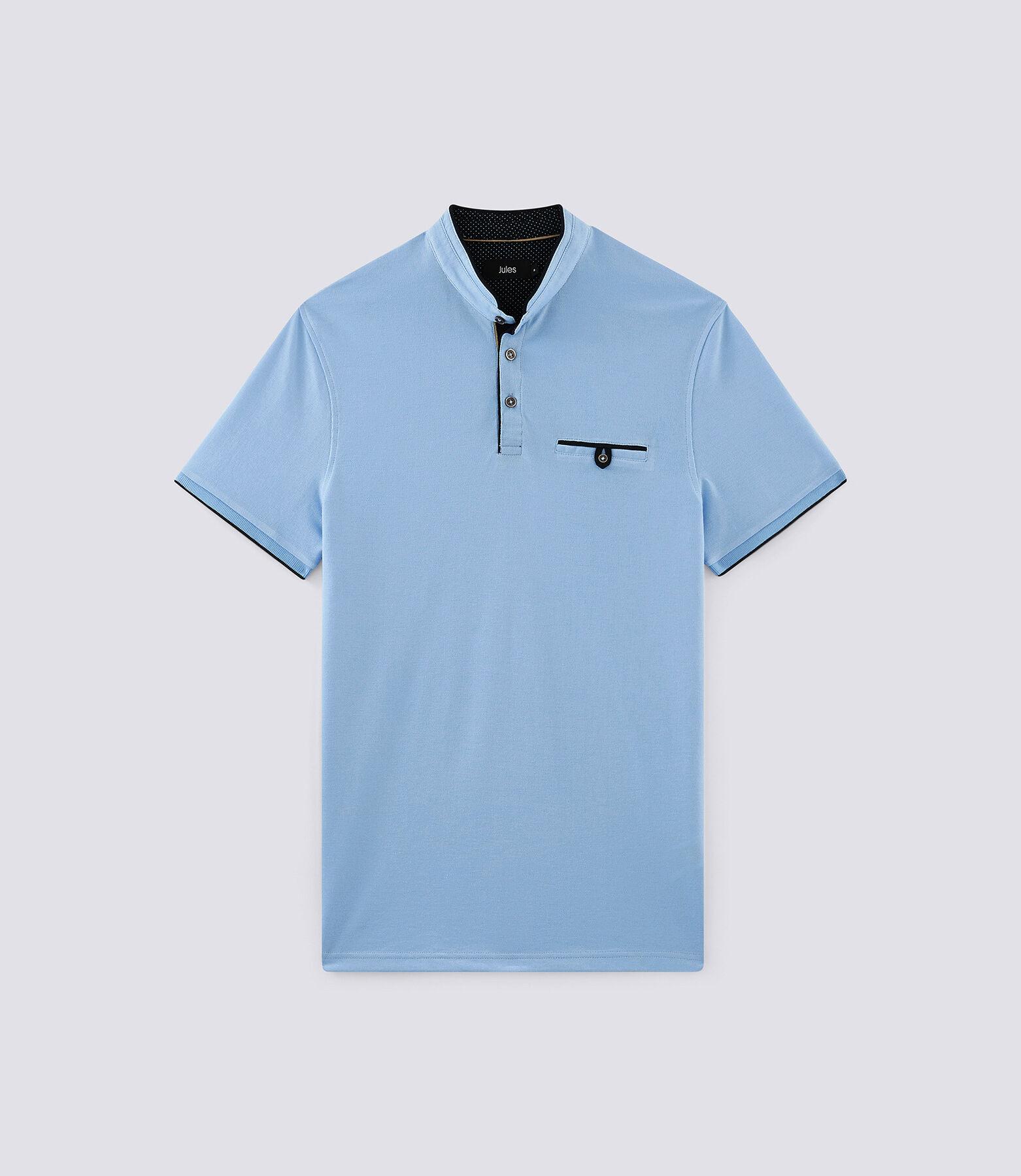 Polo Bleu Ciel