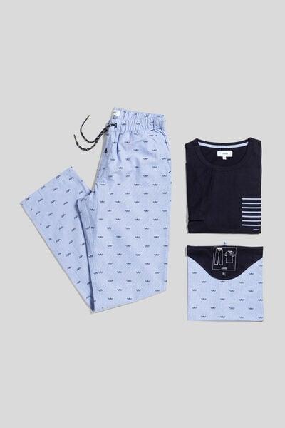 Tee shirt et pantalon de pyjama