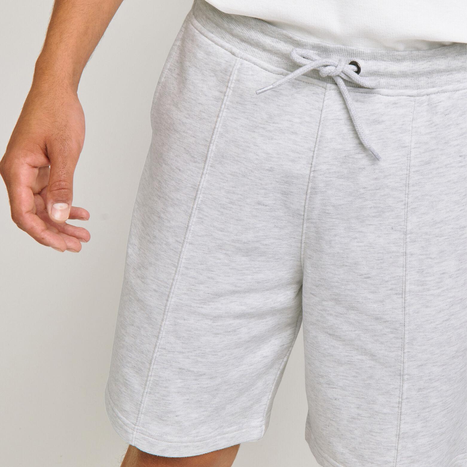 Short en maille jogging