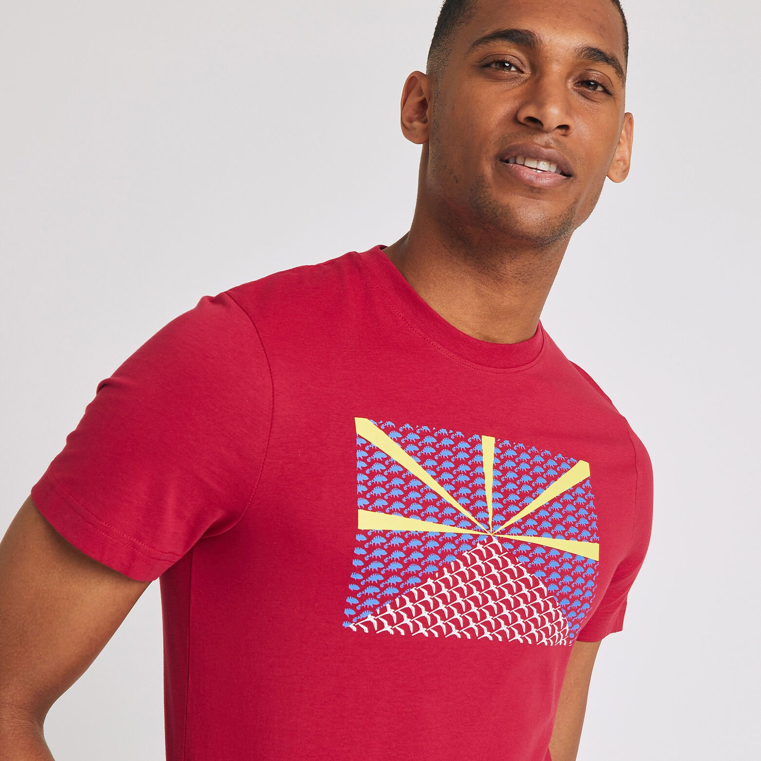 Tee-shirt région LA RÉUNION
