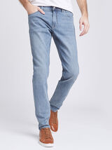 Jean slim #Tom stone clair