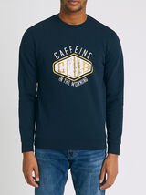 Sweat CAFEINE IN THE MORNING