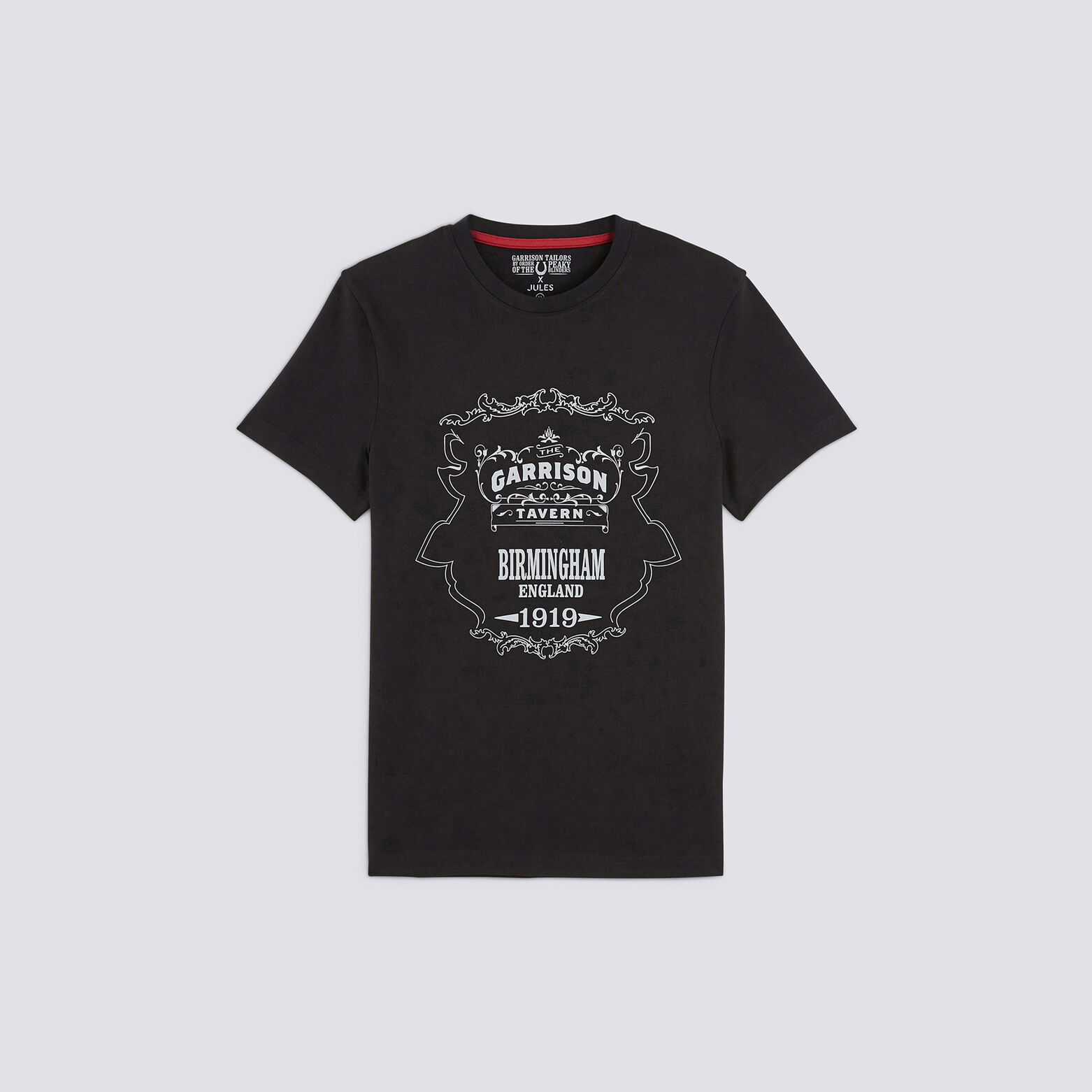 Tee shirt manches courtes imprimé Peaky Blinders