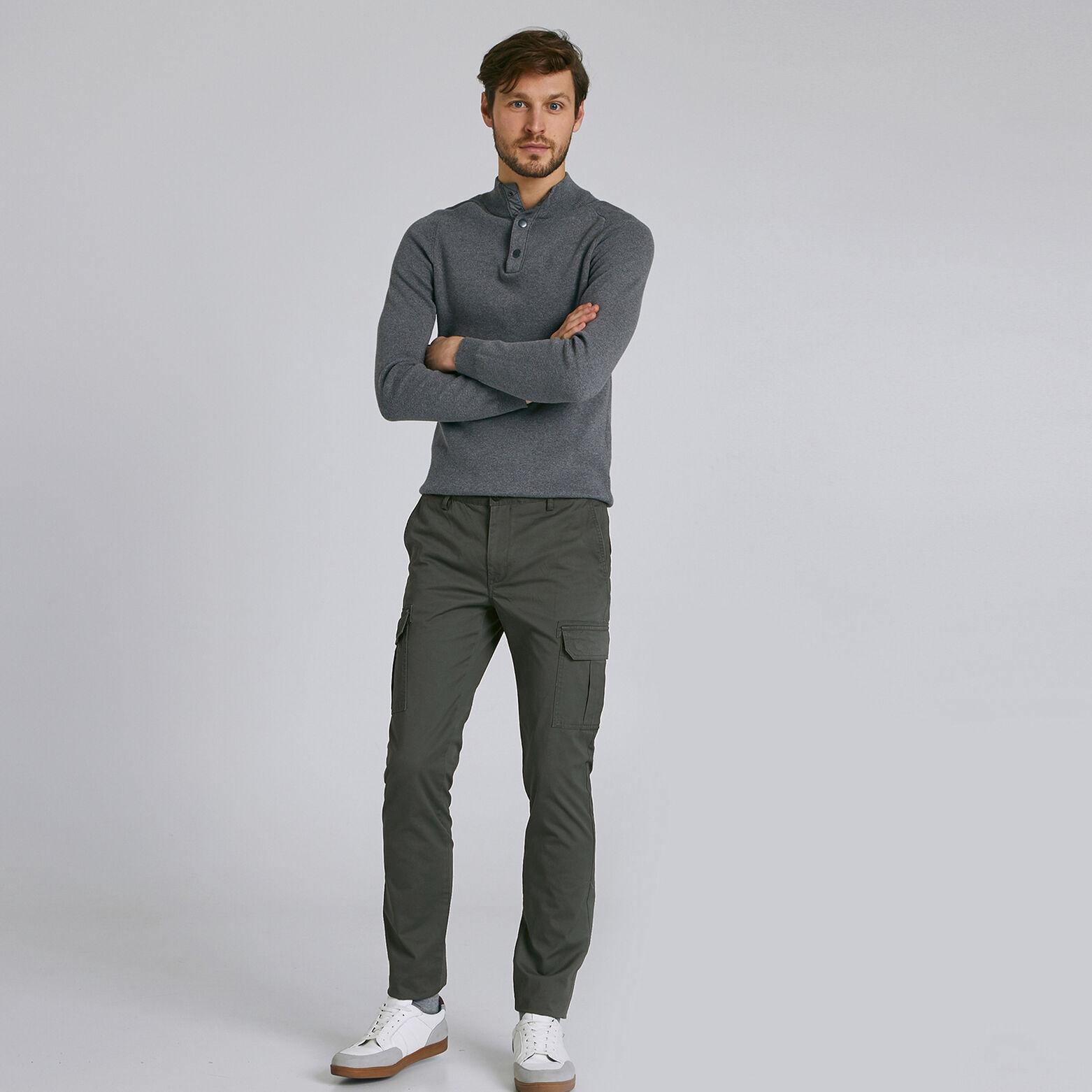 Pantalon battle slim