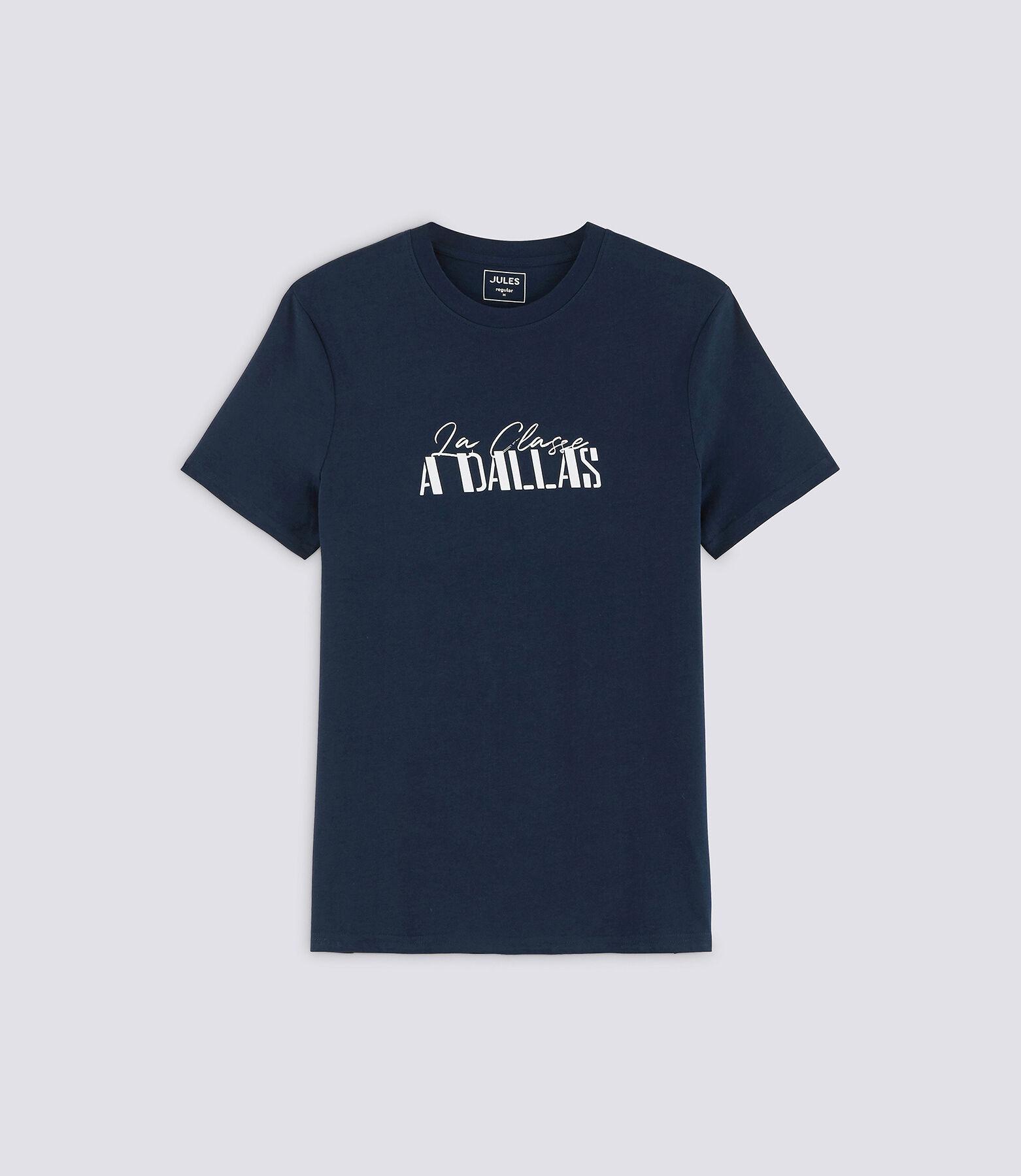 Tee shirt col rond LA CLASSE A DALLAS