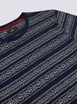 Tee Shirt imprimé ethnique