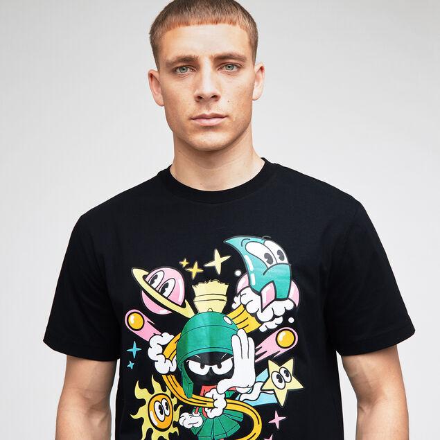 Tee shirt imprimé Looney Tunes