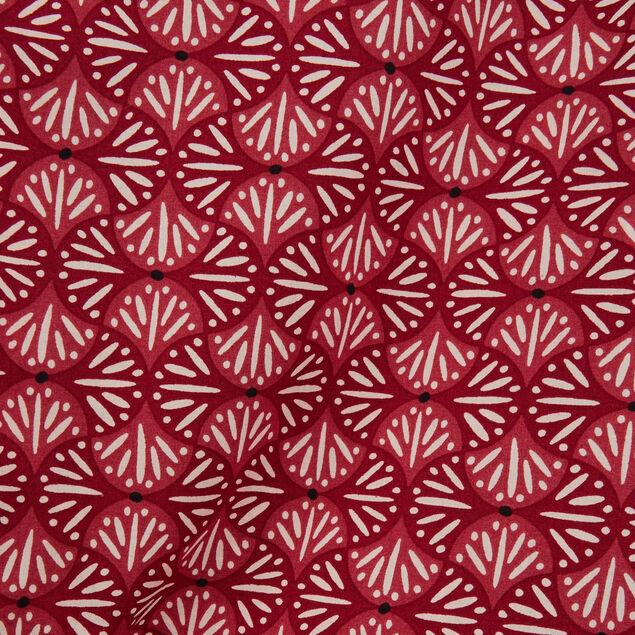 Chemise regular hawaïenne imprimé coton