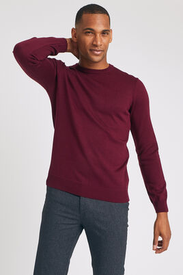 Pull col rond compact