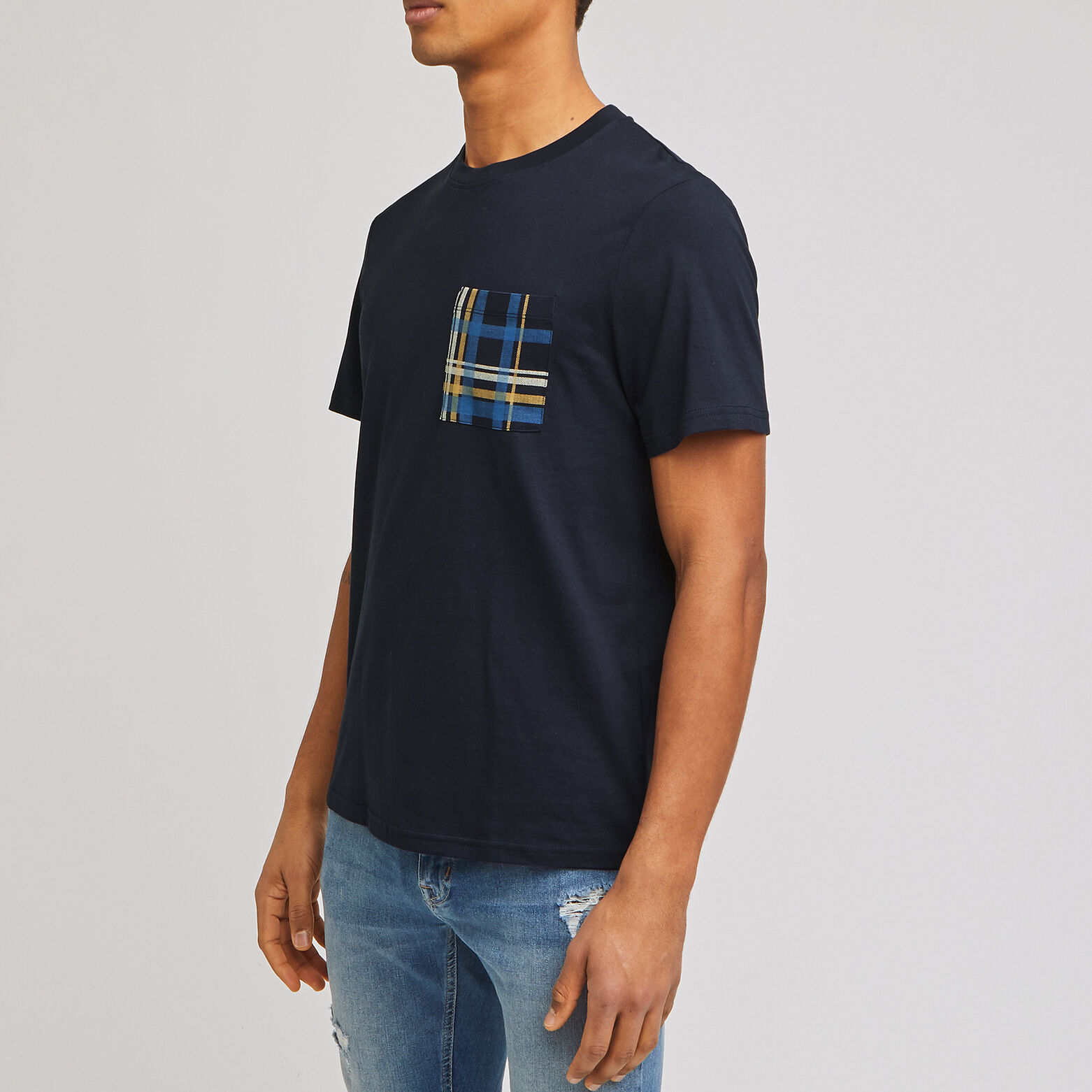 Tee-shirt col rond TOGETHER