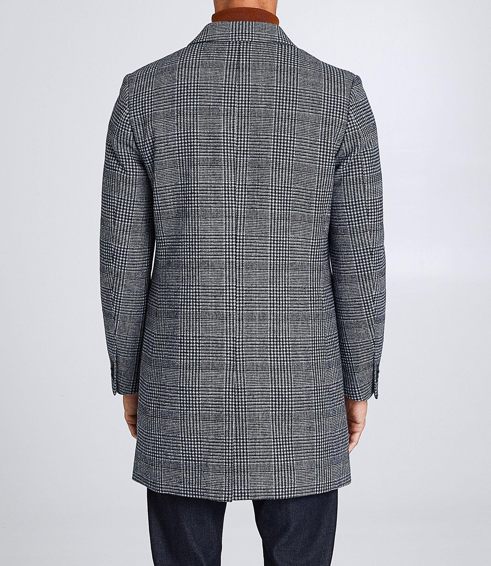 Manteau 3 4 col tailleur
