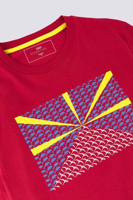 T-shirt région LA RÉUNION