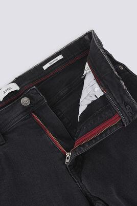Slim jeans, grijs