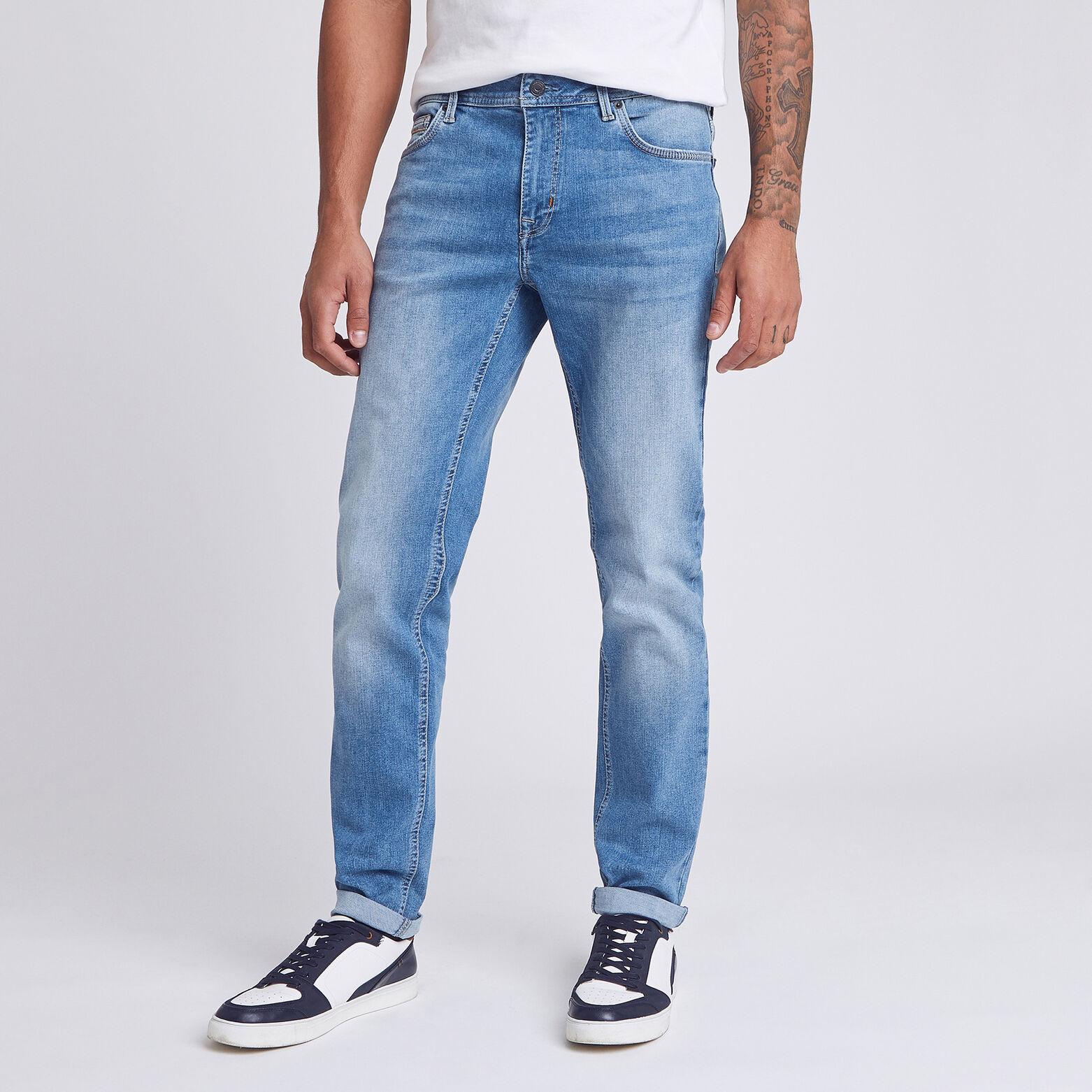 Jean Straight 98% recyclé