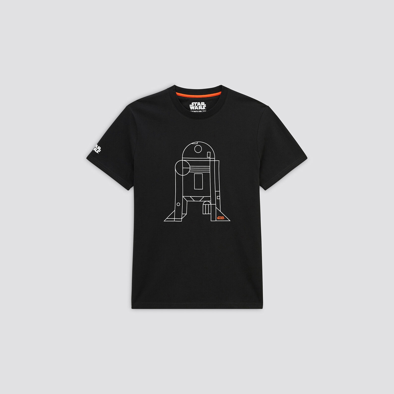 Tee shirt licence STAR WARS R2D2